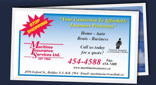 Business Insurance in Halifax Nova Scotia